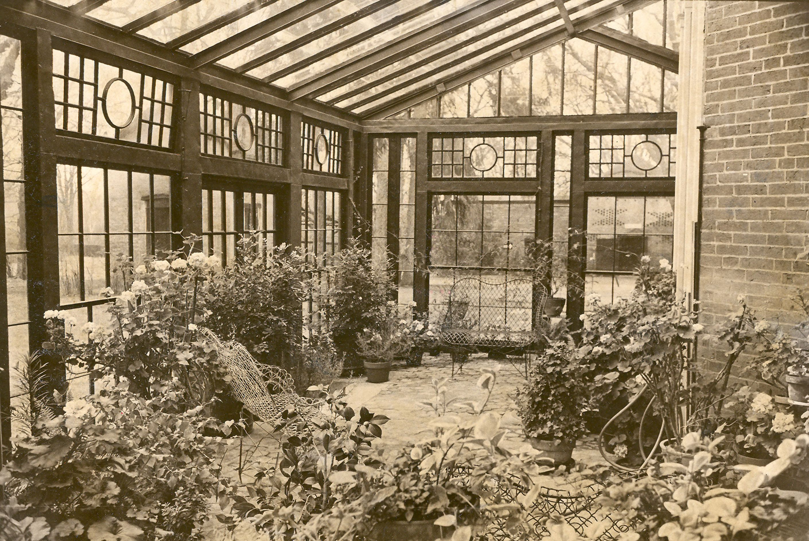 conservatory history of a house museum all things home