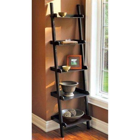 Home Leaning Shelf Shelves Corner Bookshelf Ikea