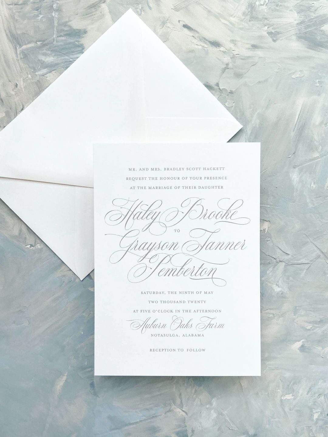 Pin On Custom Wedding Invitations By Little Fox Paperie