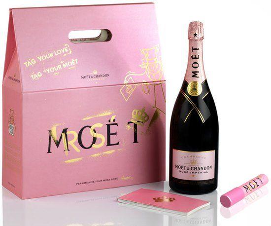Moët Limited Gift Set for Valentine's Day