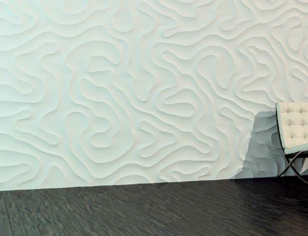 dekor streichputz auftragen wände verputzen kreative 3d ...