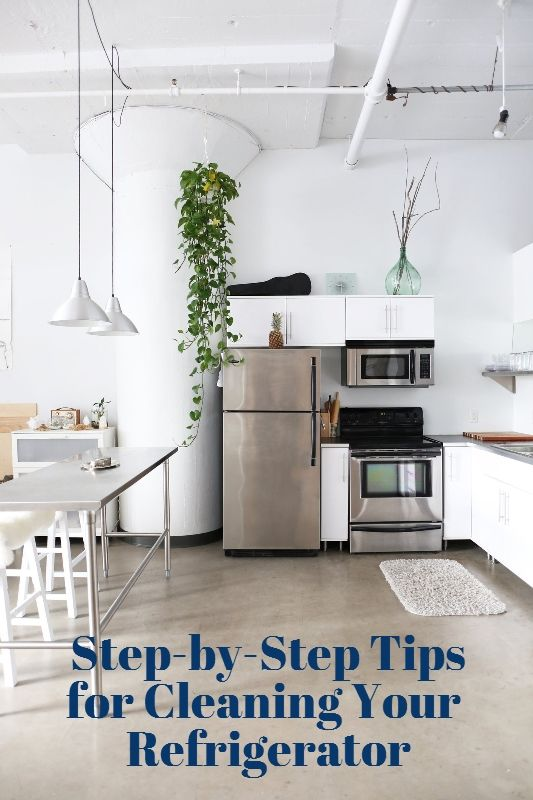 Back To Basics 3 Step By Tips For Organizing A Refrigerator Kitchen