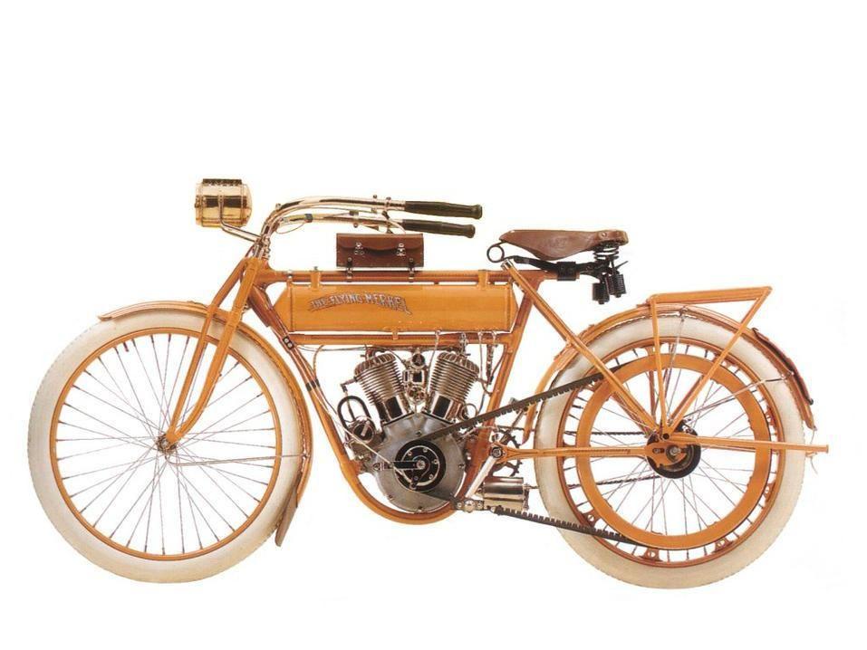 Gallery Image - The Flying Merkel Model V 1911