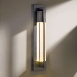Axis Large Outdoor Wall Sconce Outdoor Sconces Sconces Outdoor