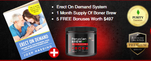Erect On Demand Review Get Rid Of Erectile Dysfunction