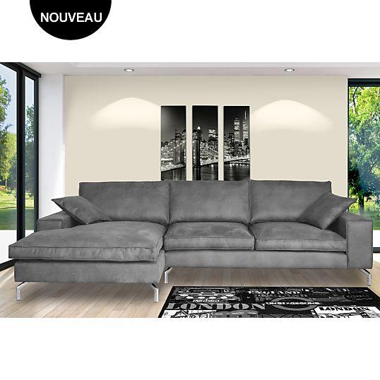 canap d 39 angle maturin camif pinterest canap angle mobilier de salon et canap panoramique. Black Bedroom Furniture Sets. Home Design Ideas