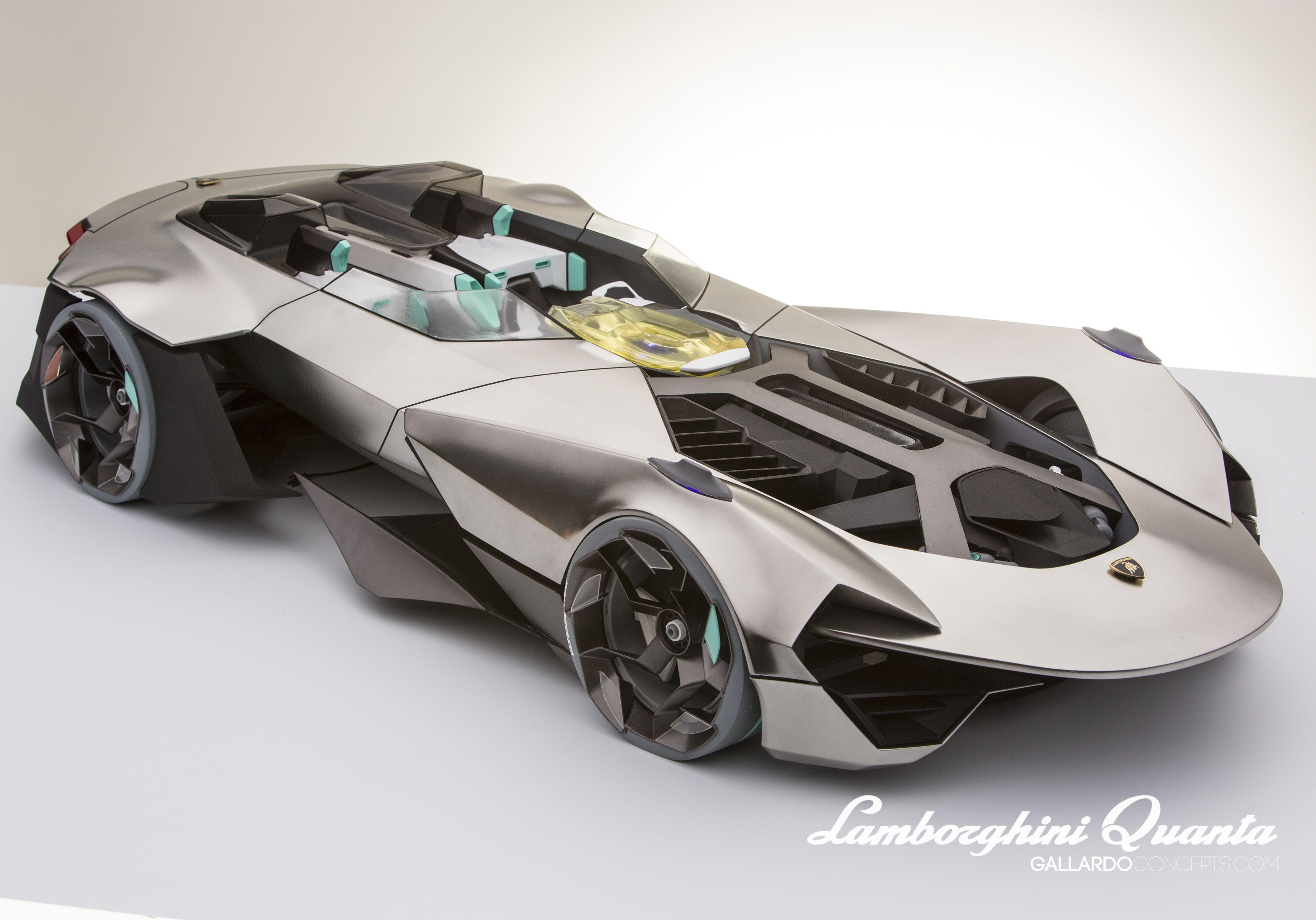 Lamborghini Quanta Lp 1000 4 Thesis Project From Art Center College