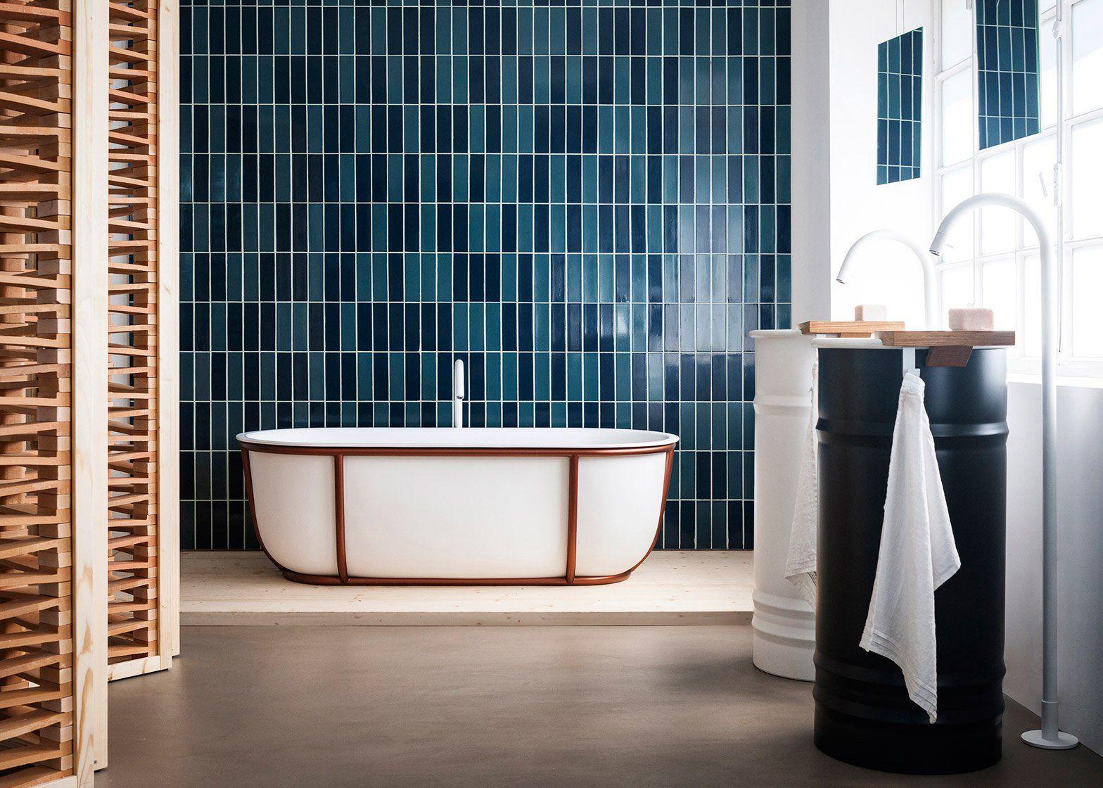 Patricia Urquiola\'s Cuna and Larian bathtubs for Agape | B A T H ...