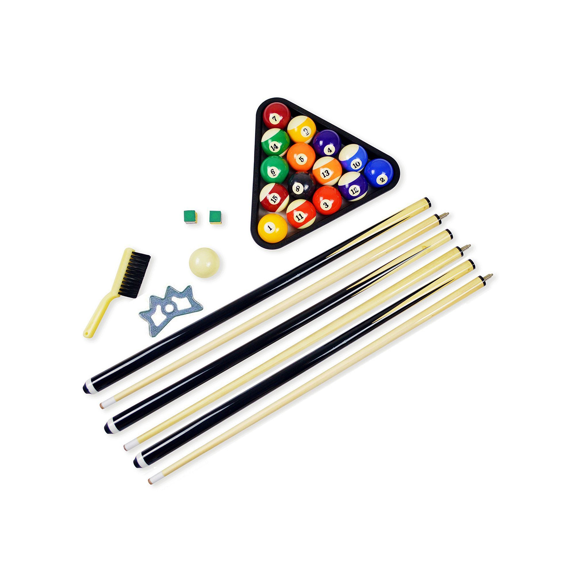 life accessories balls pool the between creative tag in table