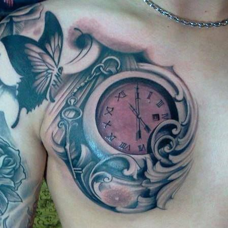 how are 3d tattoos done