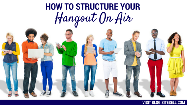 How To Structure Your Hangout On Air Series Video