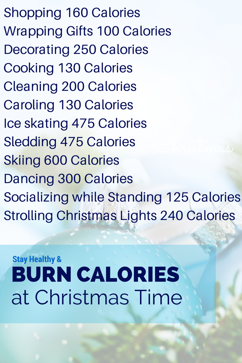 How To Burn Calories During The Holidays How To Burn Calories During The Holidays new picture