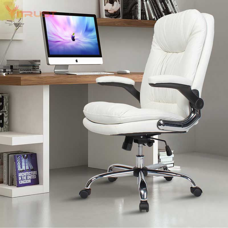 Gaming Chair Leather High Back Racing Style Computer Pc Chair Ergonomic Desk Chair Swivel Bucket Gaming Chair With Lumbar In 2020 Best Computer Chairs Best Office Chair Ergonomic Desk Chair