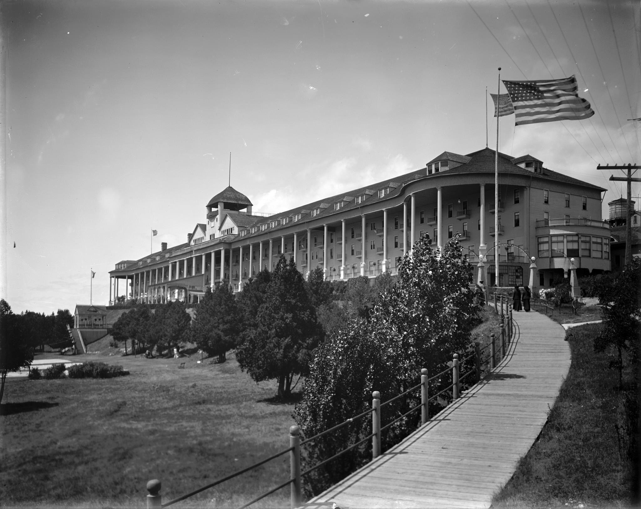 Grand Hotel Mackinac island, Mackinaw city, Mackinac