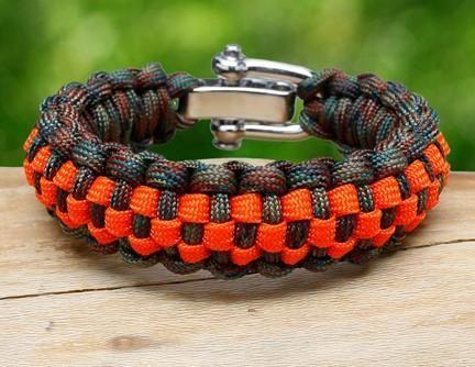 More Product Information The Regular Survival Bracelet Is