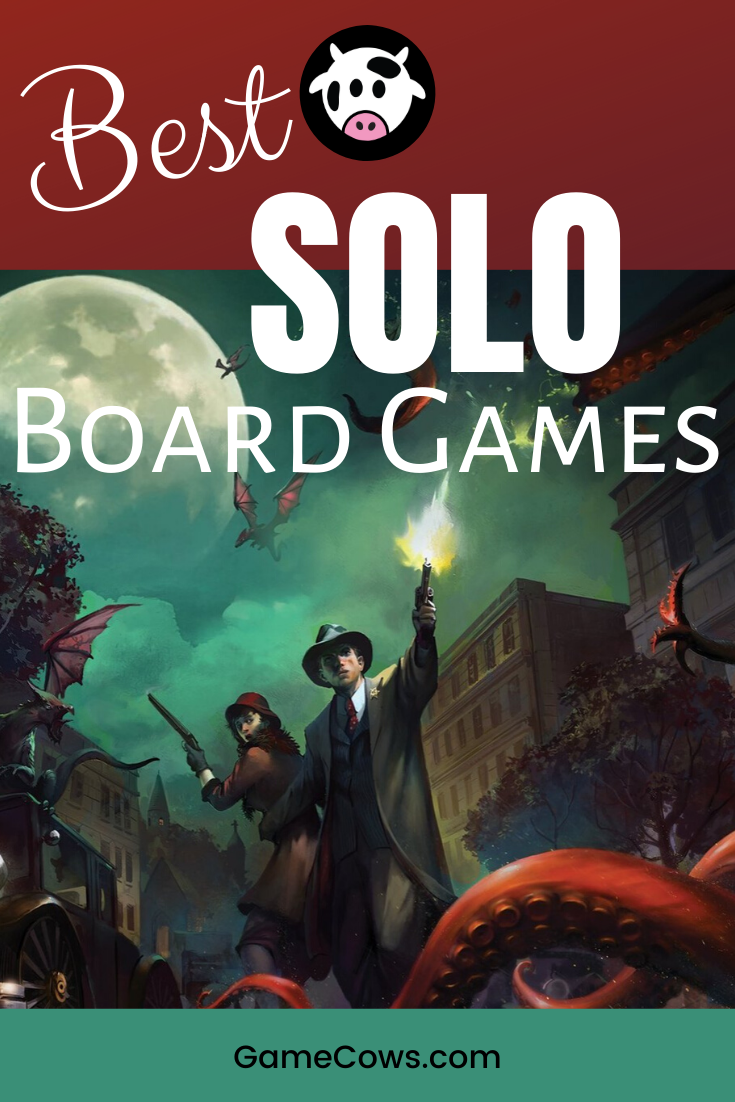 Best Single Player Board Games Top 20 Ranked & Reviewed