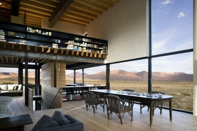 Idaho outpost by Olson Kundig Architects