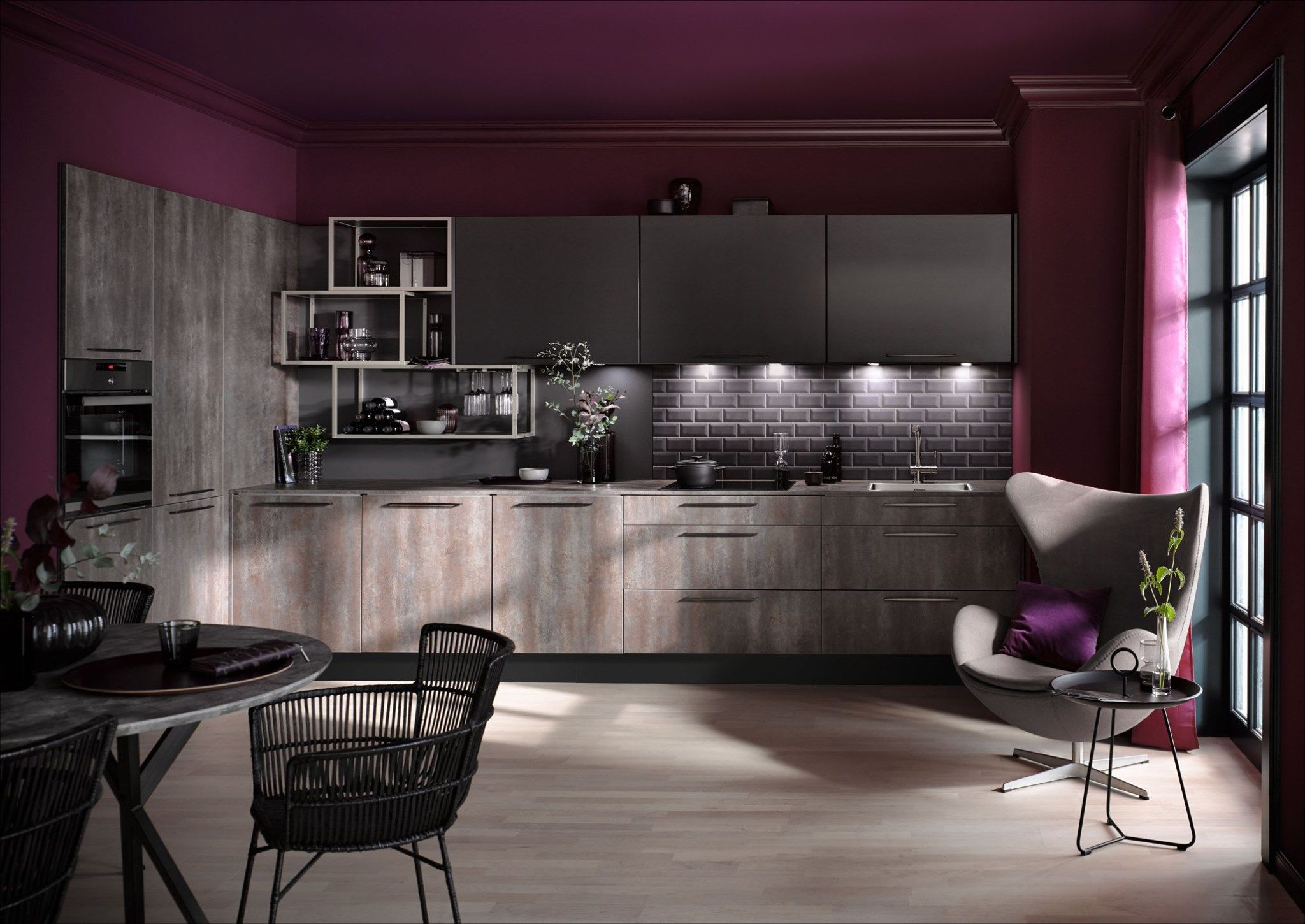 Imported Contemporary Modern Kitchen Dealers Coimbatore Contemporary Modern Kitchen Kitchen Design Trends Kitchen Color Trends