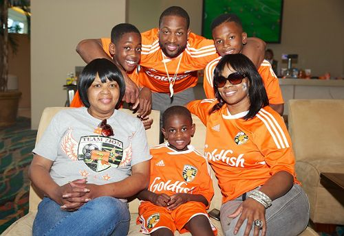 Dwyane Wade and His boys | wade4 | Dwyane Wade/Kids only