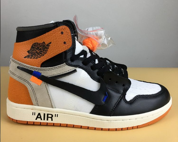Cheap Off-White Air Jordan 1 'Shattered
