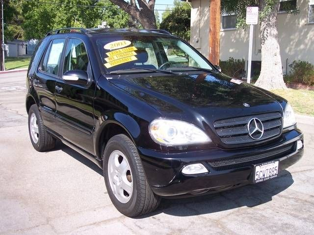 2003 mercedes benz ml350 my old junkers pinterest for Mercedes benz 2003 ml350