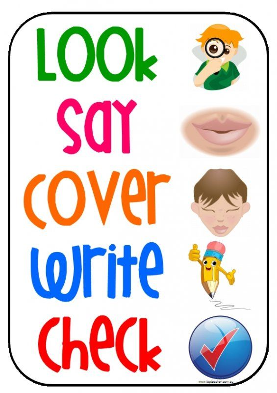 Image result for look say cover write check