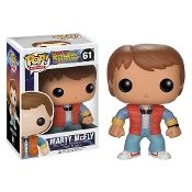 Back to the Future Movie Marty McFly Pop! Vinyl Figure Funko