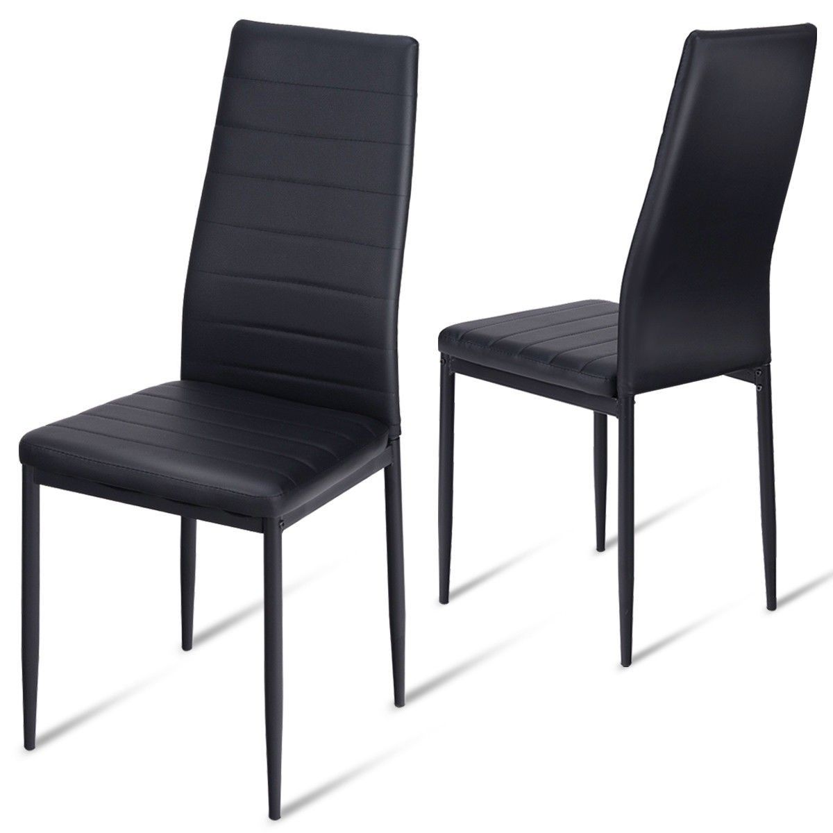 Set Of 6 High Back Dining Chairs Dining Chairs High Back Dining