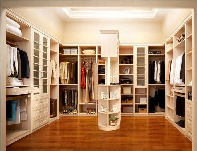 Room Walk In Closet Laundry Combo
