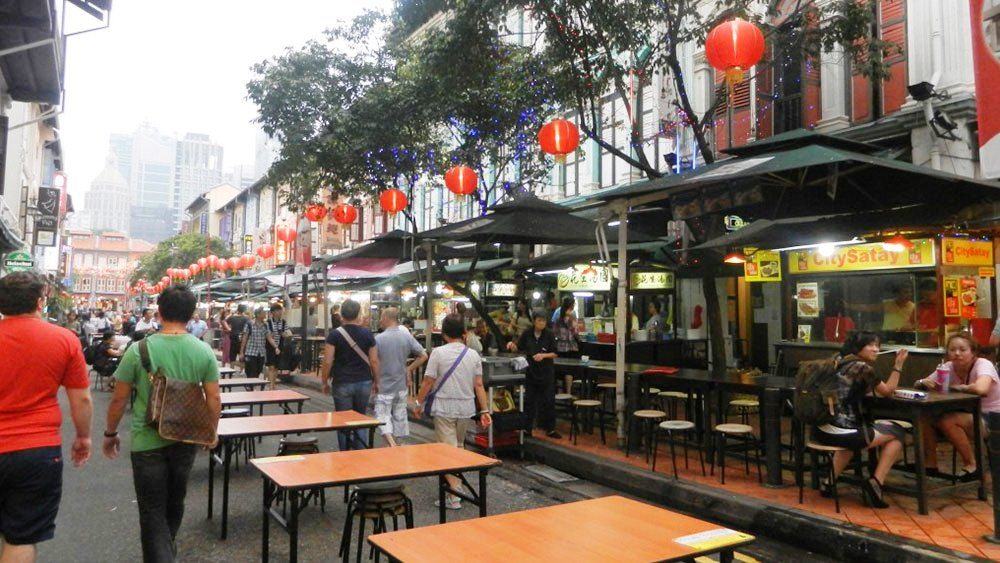 Chinatown Restaurant F B Pinterest Tourism And Singapore