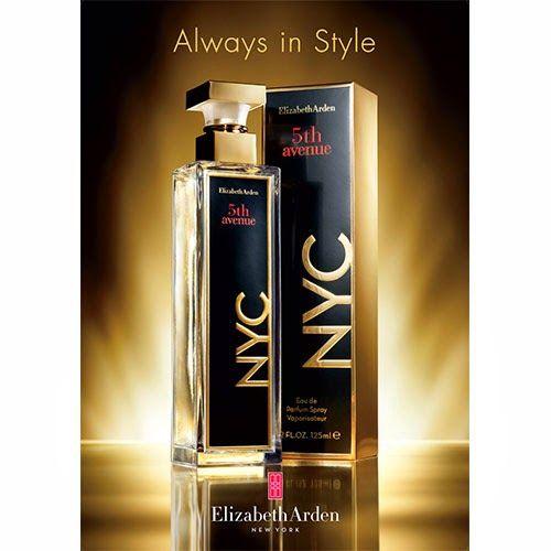 BEM-VINDO AO E.S.P FASHION BLOG BRASIL: 5th Avenue NYC Feminino Eau de Parfum - O melhor e...