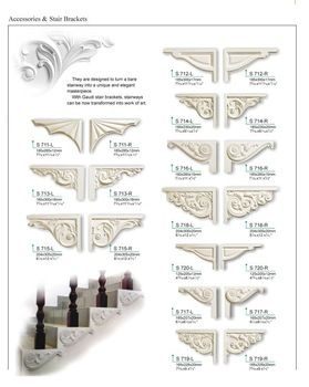 Stair Brackets   Buy Decorative Stair Bracket,Pu Stair Brackets,Gaudi Decor Stair  Brackets Product On Alibaba.com