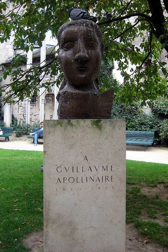 Pablo Picasso S Sculpture Bust Homage To Apollinaire A Tribute To His Friend Guillaume Apollinaire Was Pablo Picasso Sculptures Pablo Picasso Sculpture Art