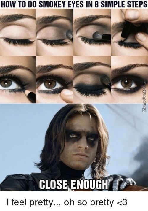 Close Enough Meme Meaning