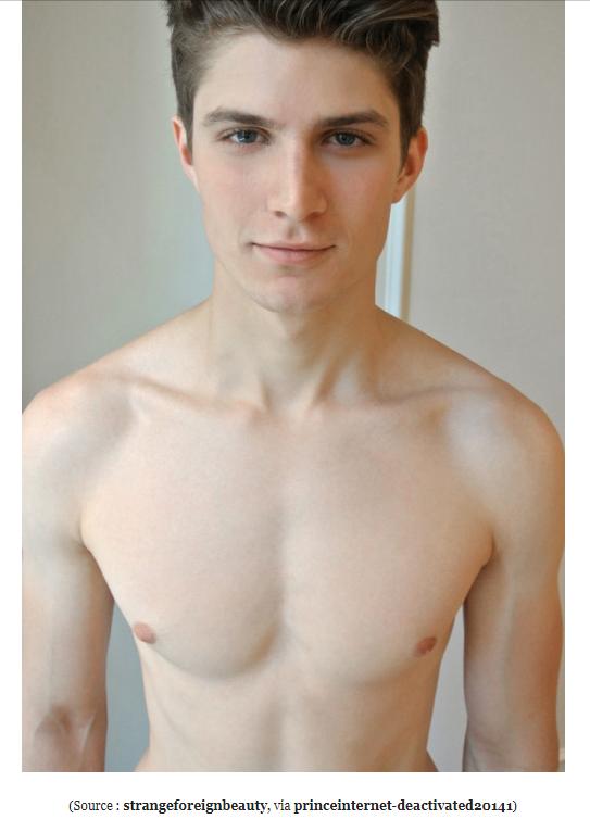 фото красивых парней 17 лет