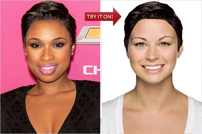 Beauty Hair Makeup Hair Styles Hot Hair Styles