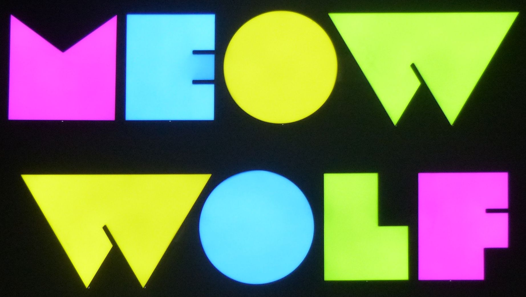 Image result for meow wolf google images