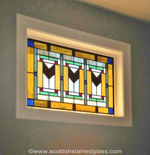 Check Out This Exquisite Stained Glass Windows All Custom Designed And Built By Scottish