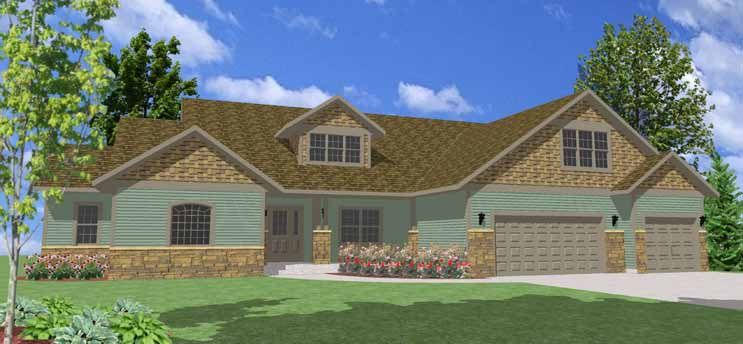 Single Story And Ranch Style Floor Plans From Amwood Homes Panelized Home Designer And Builder Wisconsin Ranch Style Floor Plans Cottage Plan Ranch Style