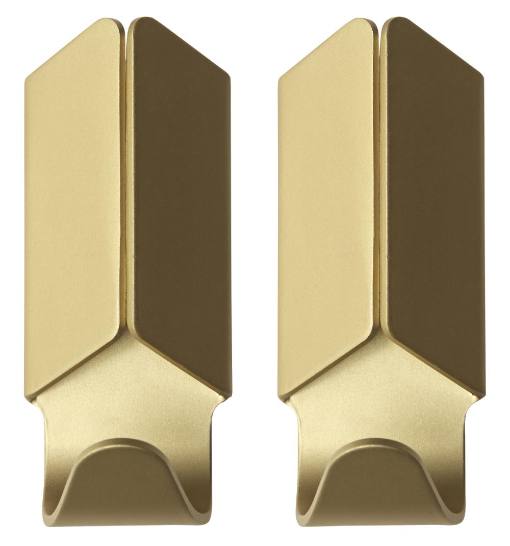 Hook Volet by Hay - Gold | Made In Design UK