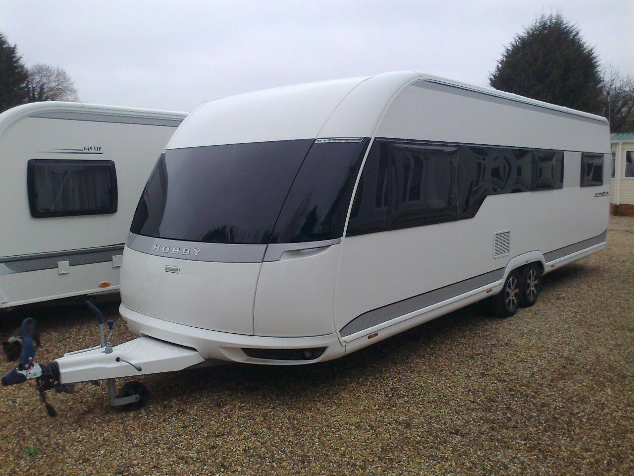 Hobby Caravan 700 Premium Like Tabbert And Fendt (2013) One Owner, Immaculate | eBay