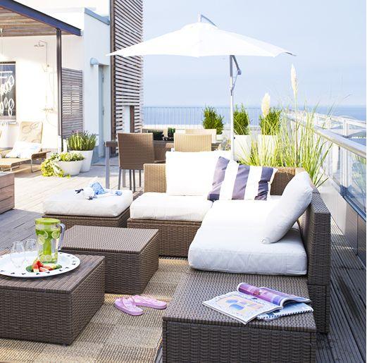 Ikea Arholma Outdoor Modular Lounge Furniture Ikea Outdoor Furniture Ikea Patio Furniture Ikea Outdoor