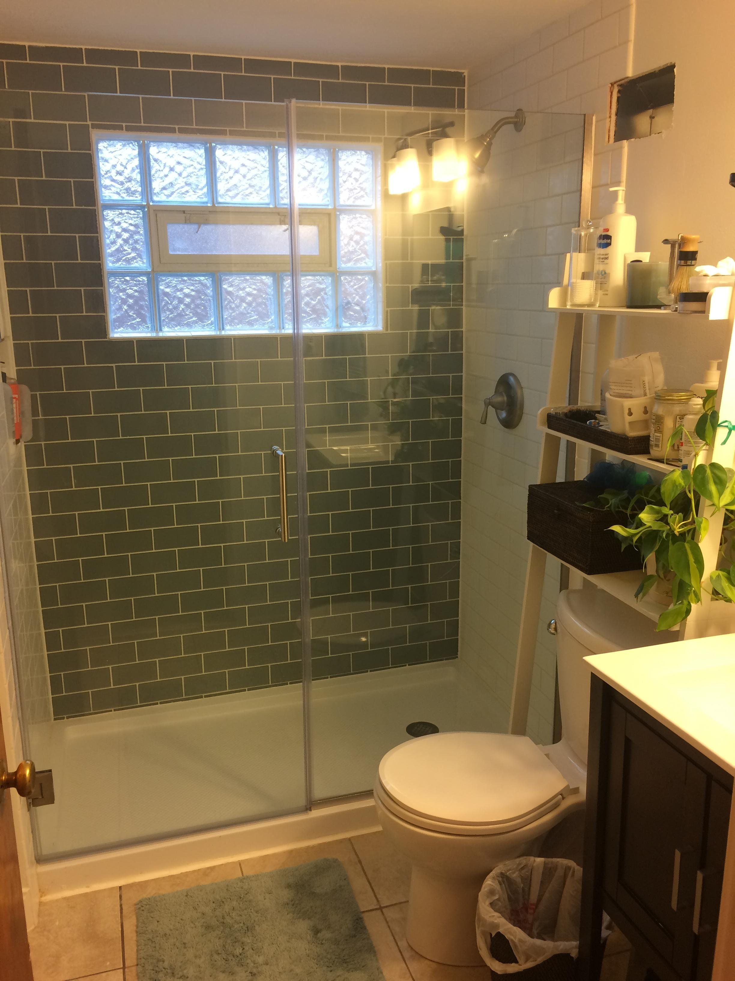 Complete Bathroom Remodel In An 80 Year Old House Also See What Happens If You Don T Properly W Complete Bathroom Remodel Complete Bathrooms Bathrooms Remodel