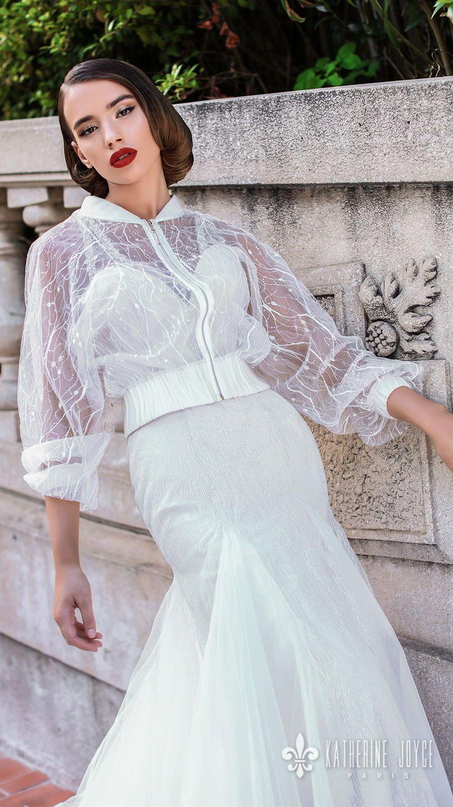 Katherine Joyce 2018 Brautkleider | HochzeitKleid | Pinterest ...