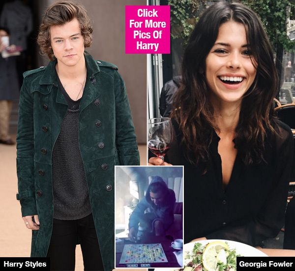 Who Dating Harry From One Direction