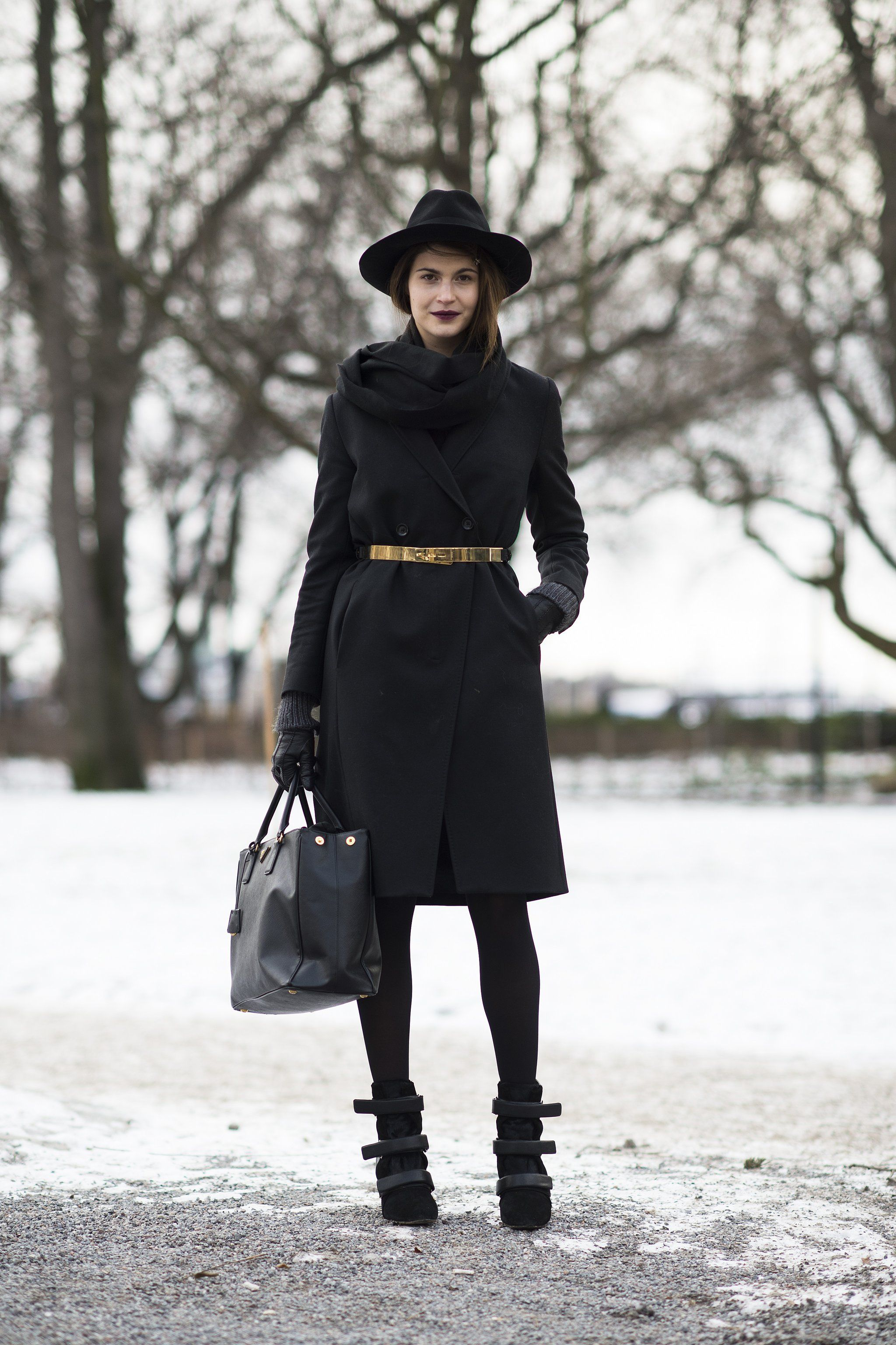4b89e39fb86 70+ Outfit Ideas to Get You Through the Long Winter in Style ...