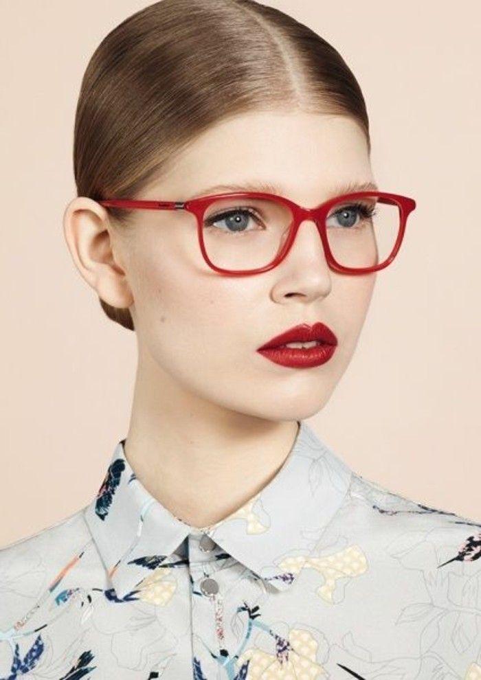 dff926cc6c5d70 Les lunettes sans correction un accessoire top! Comment choisir son modèle     lunettes   Pinterest   Lunettes, Lunettes de Soleil et Lunette optique