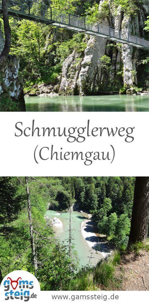 Photo of Smuggler path to the Klobenstein: hiking between Kössen and Ettenhausen