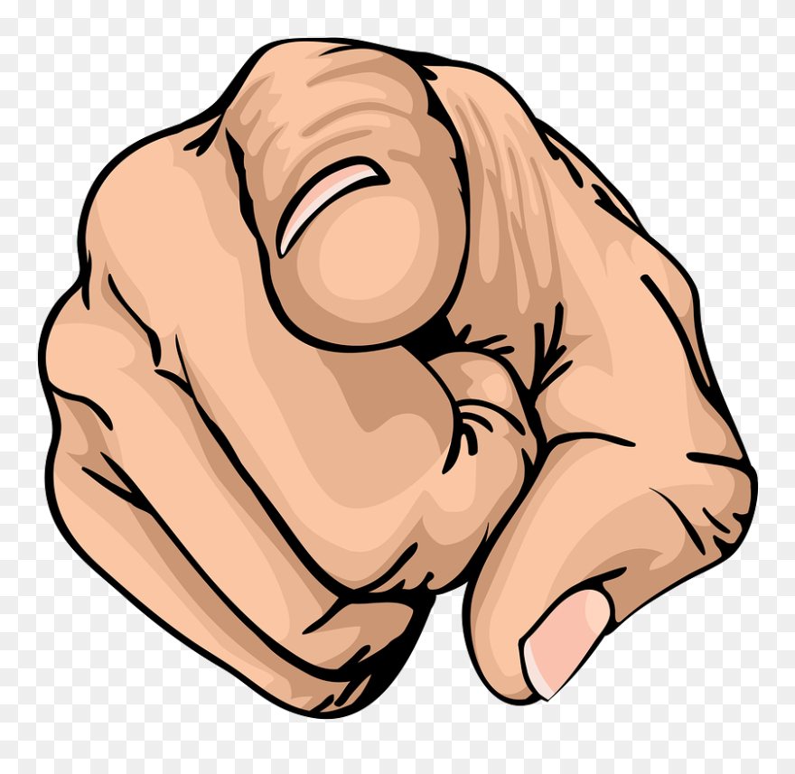 Download Hd Png Finger Pointing At You Want You Finger Pointing Clipart And Use The Free Clipart For Your Self Defense Self Defense Classes Self Defense Tips