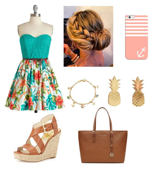 """""""Tropical!"""" by malia-b ❤ liked on Polyvore"""